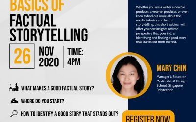 Webinar: Understand the Basics of Factual Storytelling