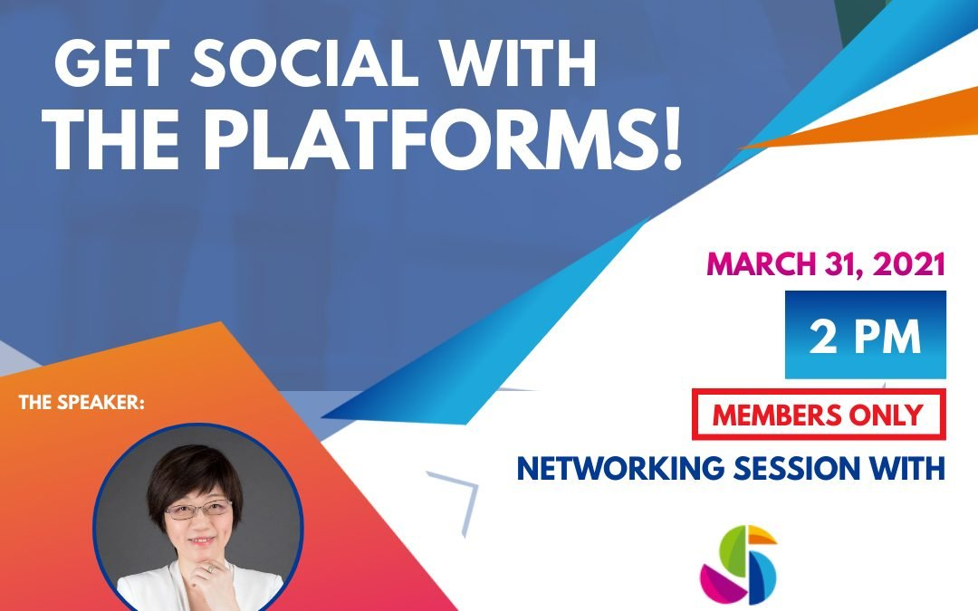 Get Social with the Platforms! WeWatch – 31 Mar 2021