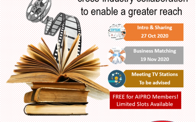 AIPRO October Webinar Series – Inter-Industry Mixer Session