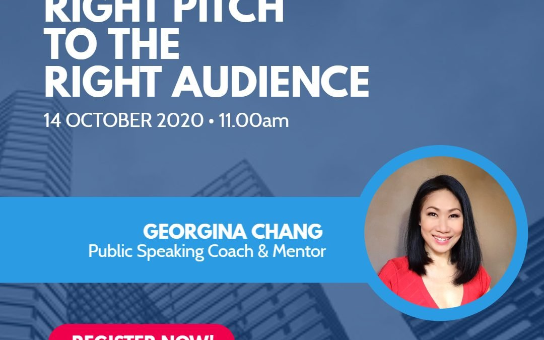 AIPRO October Webinar Series – Right Pitch to the Right Audience